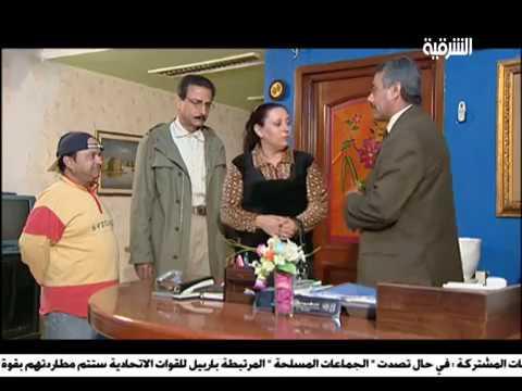 المسلسل العراقي دار دور حلقة 7 ميلاد سري قاسم الملاك motarjam