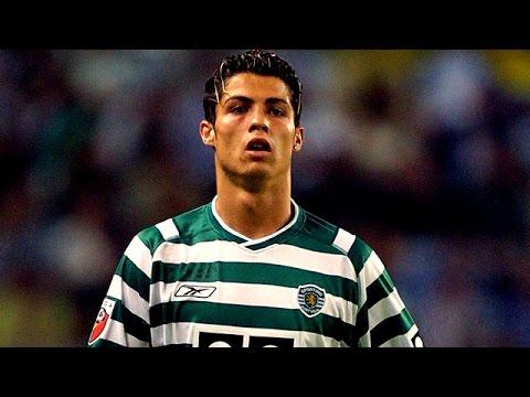 Cristiano Ronaldo - The Beginning ( Sporting CP )