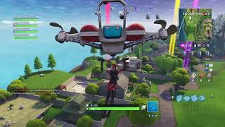 FORTNITE BATTLE ROYALE #514 (THE GETAWAY MODE)