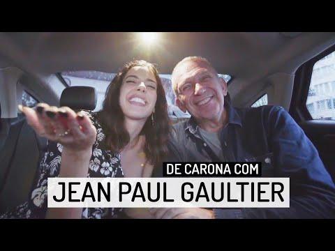#DeCarona Jean Paul Gaultier   Início de carreia, Madonna, quebra de tabus, futuro da moda e mais!
