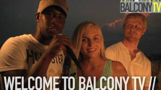 DELTA RAE - BOTTOM OF THE RIVER (BalconyTV)
