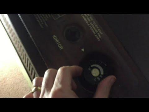 Gas Space Heater Pilot Light wont Light = Easy diy Fix