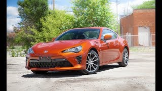 Toyota 86 2018 Car Review