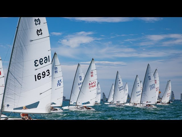 Melges MC Scow · Sarasota Bay Cup Day 1