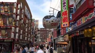 Japan Trip 2014 - Kyoto & Osaka (Part 3)