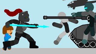 Undyne VS Bandits - Undertale Animation (Megatale Part-4)