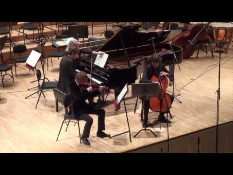 Piano trio nr.7 Op.125 Robert Traksmann,Rasmus Andreas Raide,Marcel Johannes Kits