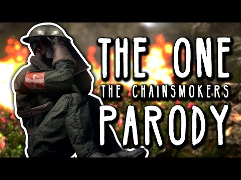 BF1 Song - The One PARODY | The Chainsmokers