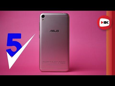Asus Zenfone Live : 5 alasan membeli smartphone ini