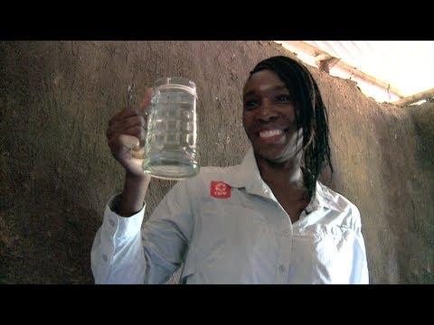 Tennis Star Venus Williams Sees Clean Water Work in Kenya