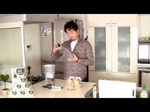 NEW ISi Twist'n Sparkle Beverage Carbonation System (How To Make Soda) ソーダマシン「ツイスパ ソーダ」SODAAK