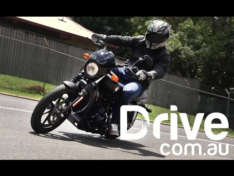 Harley-Davidson Street 500 First Ride Review | Drive.com.au