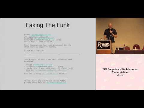 DEF CON 16 - Anton Kapela & Alex Pilosov: Stealing The Internet