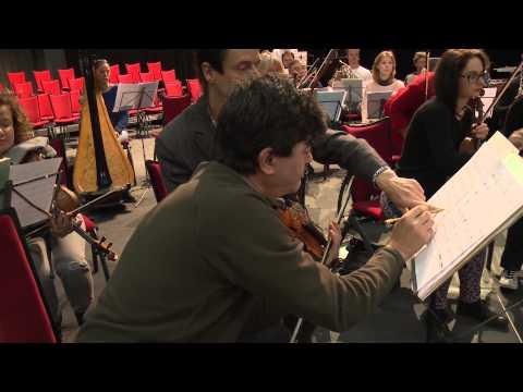 2014   Gloriande   Opéra sur le drame du chateau de Severac