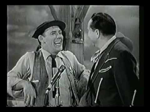 Hank Penny and Tex Ritter on Ranch Party