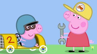 Peppa Pig English Episodes | Peppa Pig in the Garden  | Cartoons for Children