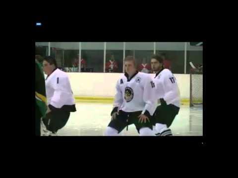 NZ U20's Ice Hockey Haka
