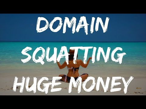 MAKE MONEY SQUATTING DOMAINS 💰 4 SECRET STRATEGIES 🔓