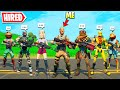 I Tried to Hire EVERY NPC in ONE Game (Fortnite)