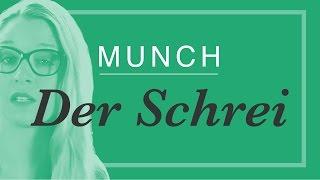 150. Geburtstag Edvard Munch - Der Schrei- Die Klugscheisserin