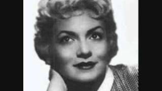 Gloria Mann - Earth Angel (Will You Be Mine) (1955)