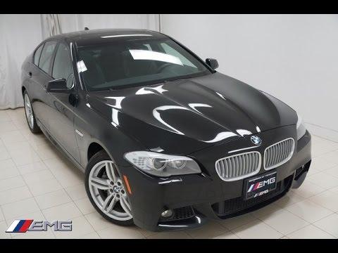 BMW I M Sport Sedan YouTube - 2012 bmw 550i m sport