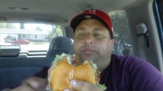 Arby's King's Hawaiian® Blt Sandwich Review!