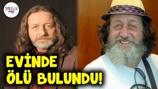 Tiyatro sanatçısı Levent Aykul evinde ölü bulundu! | İki gün önce vefat ettiği s