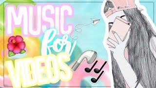💓💫Music for videos💫💓