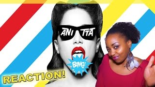 bang clipe oficial anitta request reaction
