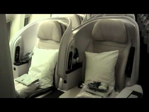 A Journey Aboard Air New Zealand 777-300