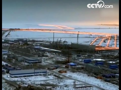 Builder of Belt and Road project in Arctic Circle| CCTV English