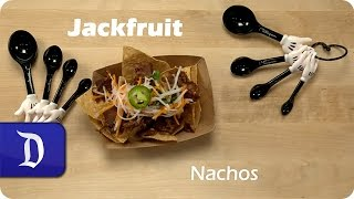 RECIPE: Jackfruit Carnitas Banh Mi Nachos from Disney California Adventure Food & Wine Festival