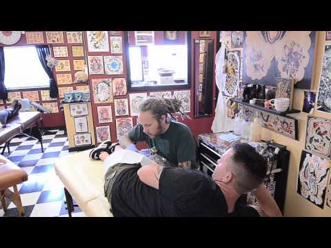 Tattoos At Olde Town Tattoo
