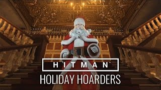 HITMAN: Holiday Hoarders / Silent Assassin and Suit Only (4K 60fps)