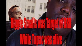 Breaking News - Hit on Biggie Smalls Asked by Death Row Records before Tupac Died