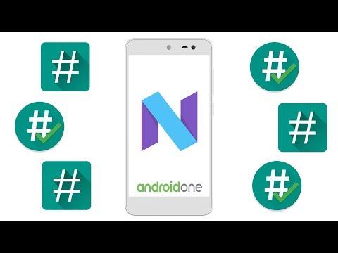 General Mobile Android One 4G 7.1.1  Nougat Root Rehberi (Kolay Yöntem Dosyalarınız Gitmez)