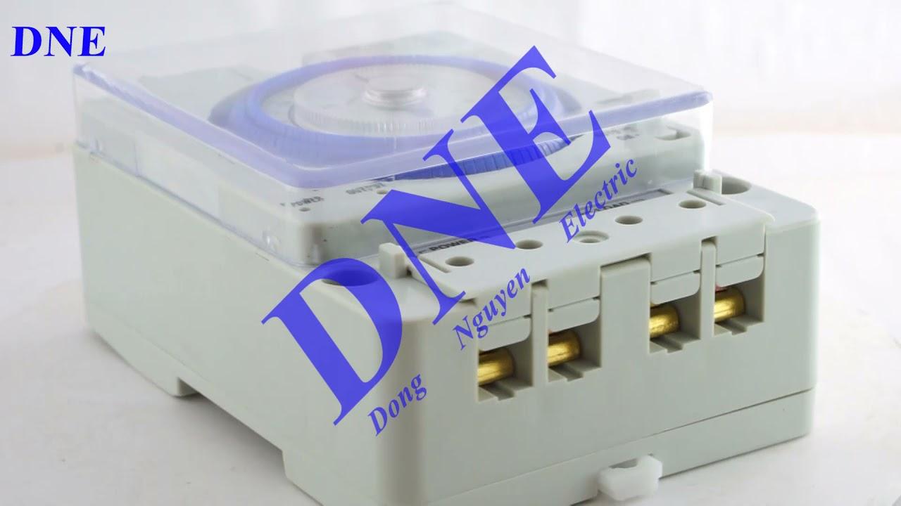 Timer DNT2C16 DNE