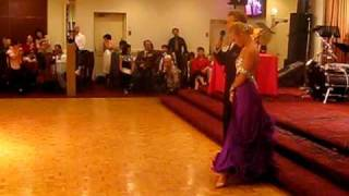 Slow Waltz and Tango performances in Continental Seafood Restaurant | Richmond, BC, Canada