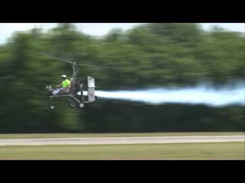Bensen Days 2014 Rotorcraft Flyin Promo Video