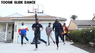 Official Drake Toosie Slide Dance Video