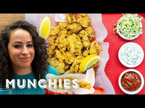 Fried Clams & Coleslaw is Farideh's Perfect Summer Food – The Cooking Show
