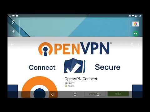OpenVPN Connect On Android | HMA! Pro VPN