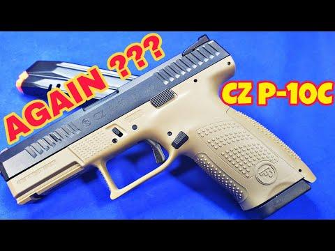 CZ P-10c : Again????