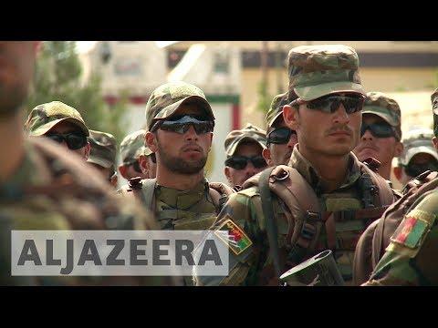Afghanistan: Corruption 'weakening' security forces