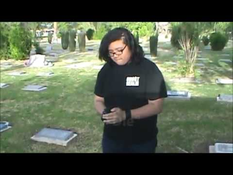 Ghost Realm Paranormal - Woodlawn Cemetery (daytime)