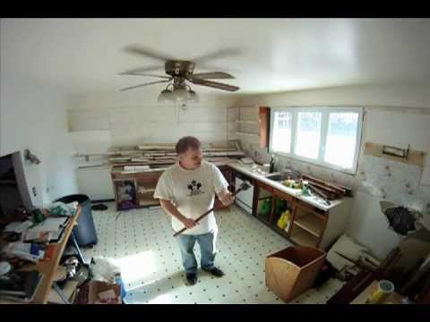 Kitchen Demolition F.\ The Sledge Hammer