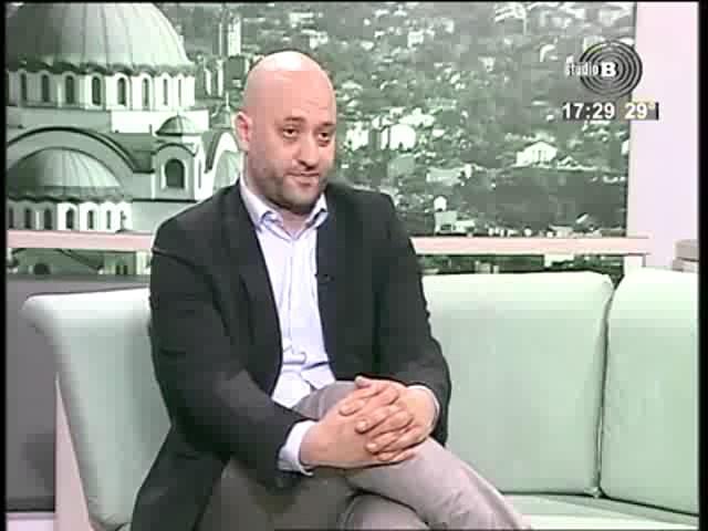 Sabor ?ovekoljublja Srbije TV Studio B Beograde dobar dan