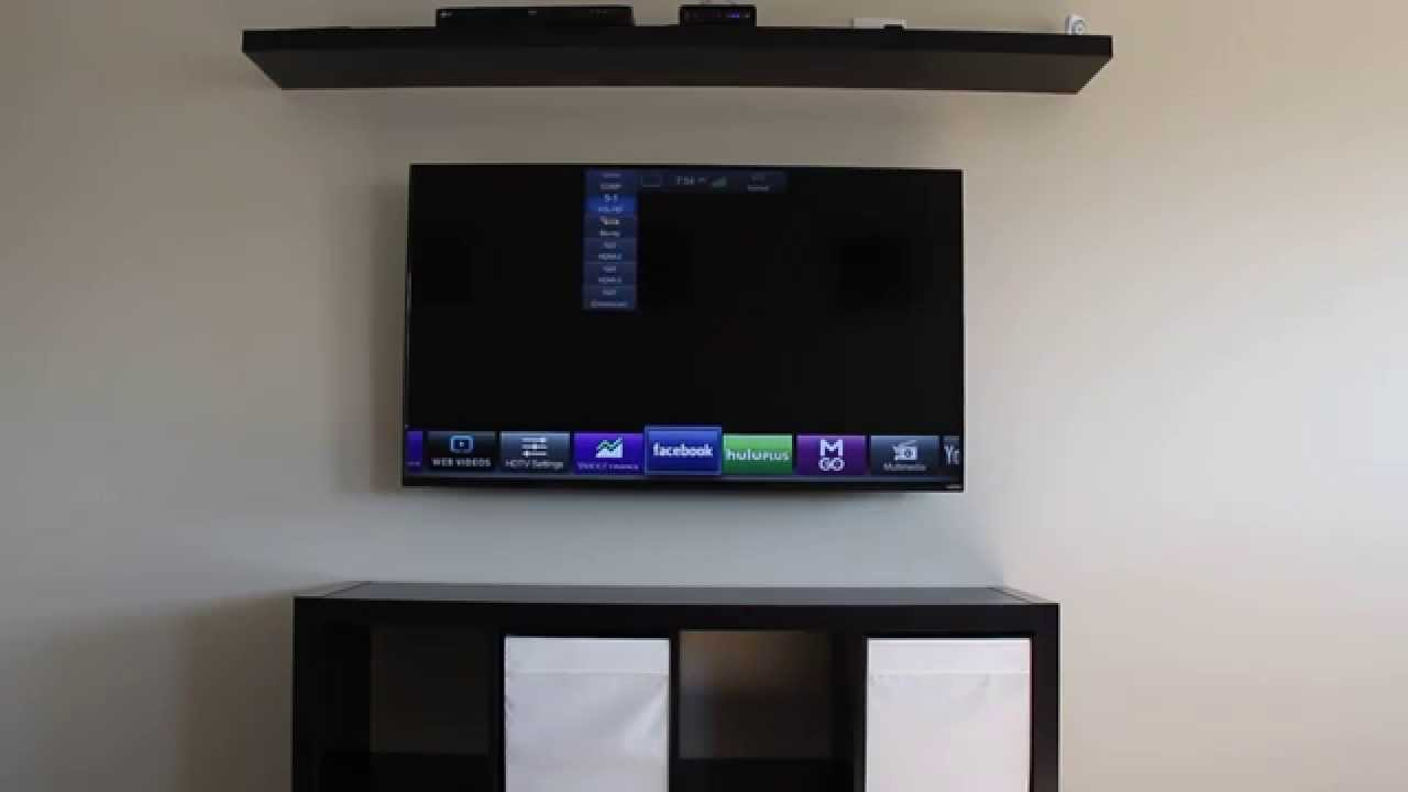 Vizio E Series 55 Quot Led Smart Tv Overview Youtube