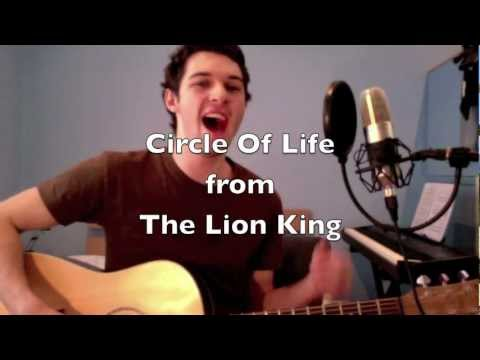 Circle Of Life - A Lion King Cover